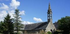 Chapelle Sainte-Barbe - English: Santa Barbara chapel in Névez