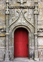 Eglise Saint-Germain, calvaire et ossuaire - Enclos paroissial, Pleyben (juillet 2010)