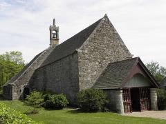 Chapelle Saint-Antoine - Français:   Chapelle Sainte-Antoine de Plouezoc\'h (29).