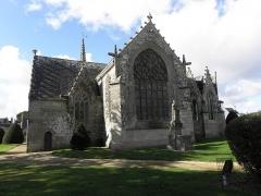Eglise Saint-Yves - Église Saint-Yves de Plougonven (29).