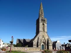 Eglise Saint-Winoc - Français:   Église de Saint-Winoc, Plouhinec (Finistère, France).