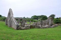 Ruines de la chapelle de Languidou - Ruines de la chapelle de Languidou (Finistère, 29), 2016