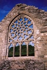 Ruines de la chapelle de Languidou - Ruines de la chapelle Saint-Guy de Languidou, Plovan, Pays Bigouden, Bretagne