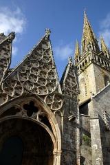 Eglise Notre-Dame de Roscudon - Français:   Eglise Notre-Dame de Roscudon-Pont-Croix-Finistère-Bretagne-France