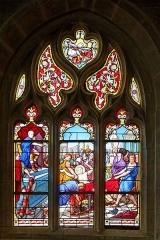 Eglise Notre-Dames-des-Carmes - L'église Notre-Dame-des-Carmes à Pont-l'Abbé dans le Finistère.