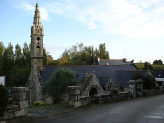Eglise Saint-Paban de Lababan - English: Église Saint-Paban de Lababan