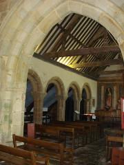 Chapelle Notre-Dame-de-Penhors - English: Intérieur Chapelle Notre-Dame-de-Penhors