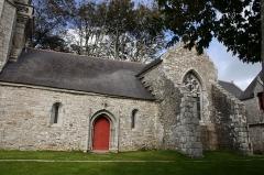 Chapelle Notre-Dame-de-Kérinec et abords - Chapelle Notre-Dame de Kérinec-Poullan-sur-Mer-Finistère-Bretagne-France