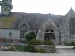 Eglise Saint-Cadoan - Español: Iglesia de Saint-Cadoan en Poullan-sur-Mer