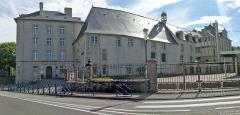 Ancien séminaire, actuellement lycée Chaptal - Français:   Lycée Chaptal (Inscrit)