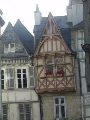 Maison - Español: Quimper, rue Saint-François 22