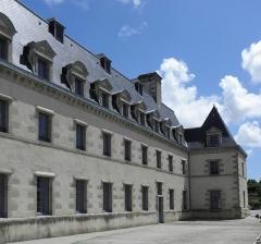 Ancien couvent des Ursulines - Français:   Couvent des Ursulines de Quimperlé (29).