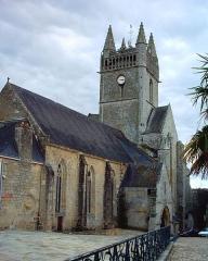 Eglise Notre-Dame-de-l'Assomption ou de Saint-Michel - Français:   Eglise construite du 13e siècle au 16e siècle