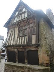 Maison du 16e siècle - Français:   Quimperlé: la maison du 4, rue Dom Morice