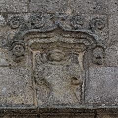 Eglise Notre-Dame de Croaz-Batz et enclos -  L'église Notre-Dame de Croaz Batz de Roscoff.