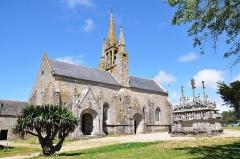 Chapelle Notre-Dame-de-Tronoën - English: Brittany (France)