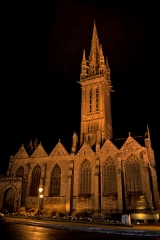 Eglise Notre-Dame du Creisker ou Kreisker - Français:   Chapelle Notre-Dame du Kreisker, Saint Pol de Léon, Haut Léon, Bretagne