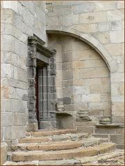 Maison prébendale -  Entré Maison Prébendale à St-Pol de Léon