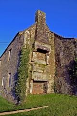 Ancien manoir de Penanvern - Français:   Manoir de Penanvern (Penvern), construit vers 1630 par Roland Du Louet, à Sainte-Sève (Finistère).