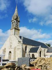 Eglise Notre-Dame-de-Pitié - Français:   Tréguennec: l\'église paroissiale Notre-Dame de Pitié