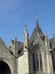 Eglise Saint-Marse - Église Saint-Marse de Bais (35).
