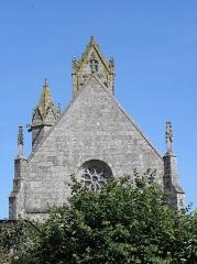 Eglise Notre-Dame - Église Notre-Dame-de-Toutes-Joies à Broualan (35).