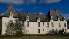 Manoir de Saint-Armel - Français:   Manoir de Saint-Armel (inscription)