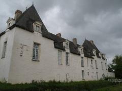 Manoir de Saint-Armel - Français:   Manoir Saint-Armel à Bruz; façade est.
