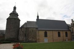 Château, actuellement mairie - Partie Est du Château de Châteaugiron