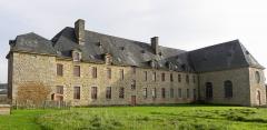 Ancien couvent des Religieuses Urbanistes - Couvent des Clarisses Urbanistes de Fougères (35). Aile Ouest.