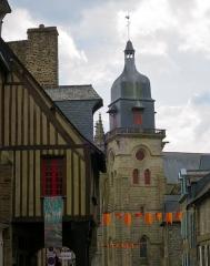 Eglise Saint-Léonard - Église Saint-Léonard