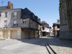 Maison -  rue de la guerche de bretagne
