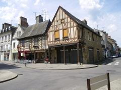 Maison Hunault -  la guerche de bretagne