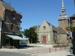 Eglise Saint-Eloi - English: Church of Iffendic