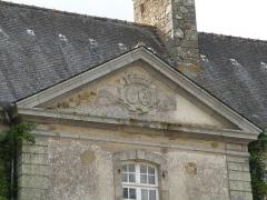 Château de Montmuran - Le château de Montmuran aux Iffs.