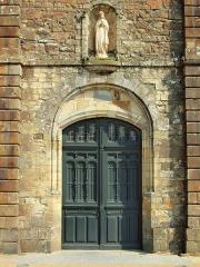 Eglise Saint-Patern - Église Saint-Patern de Louvigné-de-Bais (Ille-et-Vilaine, France)