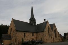 Eglise Saint-Martin - Église Saint-Martin de Moulins.