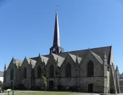 Eglise Saint-Crépin ou Saint-Crépinien - Français:   Façade nord de l\'église Saint-Crépin et saint-Crépinien de Rannée (35).