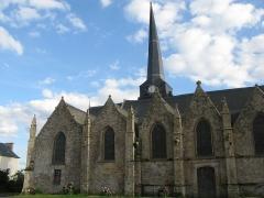 Eglise Saint-Crépin ou Saint-Crépinien -  Église de Rannée