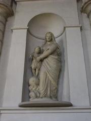 Eglise Saint-Sauveur (ancienne basilique) - Église Saint-Sauveur de Redon (Ille-et-Vilaine, France)
