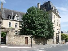 Ancienne abbaye Saint-Georges des Bénédictins, ou Palais Saint-Georges - Español: Palais Saint-Georges, Rennes.