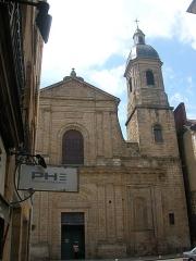 Basilique Saint-Sauveur - Français:   Basilique Saint-Sauveur de Rennes