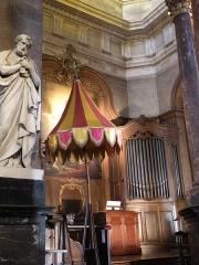 Basilique Saint-Sauveur - La Basilique Saint-Sauveur de Rennes.