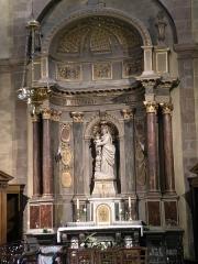 Basilique Saint-Sauveur - Français:   La Basilique Saint-Sauveur de Rennes.
