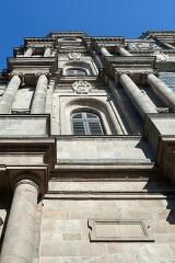 Cathédrale Saint-Pierre - Façade occidentale de la cathédrale Saint-Pierre de Rennes.
