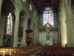 Eglise Saint-Germain - Español: Iglesia de San Germán (Saint-Germain) en Rennes