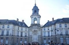 Hôtel de ville -  Mairie de Rennes (35).