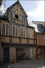 Maison de la Prévôté - Français:   Maison de la prévôté 14 rue de la psalette à Rennes