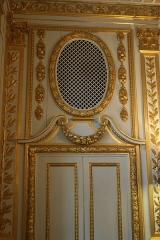 Palais de Justice - Salle des assises du palais du parlement de Bretagne.