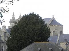 Eglise Saint-Briac - Français:   Extérieur de l\'église Saint-Briac de Saint-Briac-sur-Mer (35).